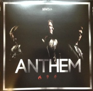 Anthem's album cover