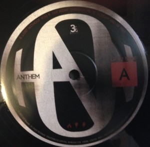 Anthem Label